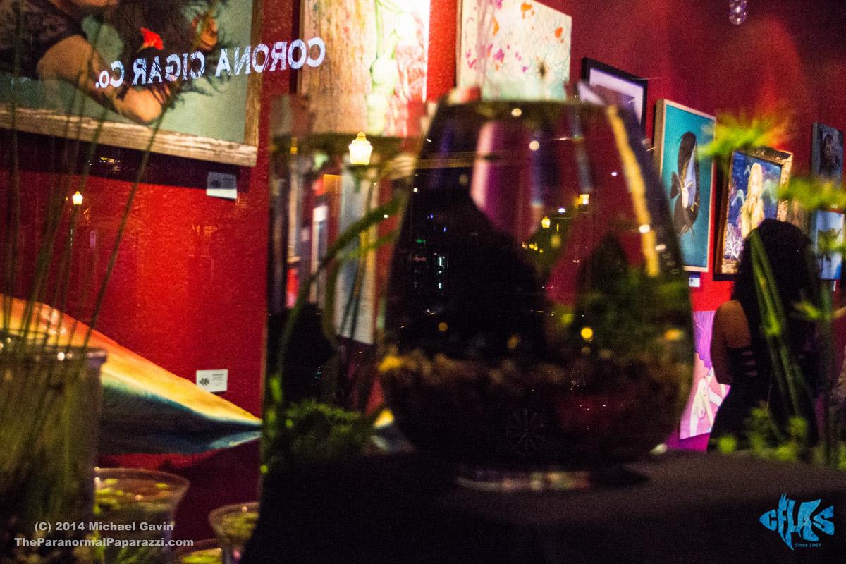 Immersed Aquaculture Art Gallery Exhibit | CFLAS