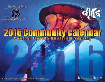 "Enter for Your Chance to Win an Aquatic Art Calendar, ""legalize Arowana"" T-shirt, and Plecostomus Plushie"