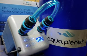 Finally, a Water Change System Sets Aquarium Hobbyists Up for Success