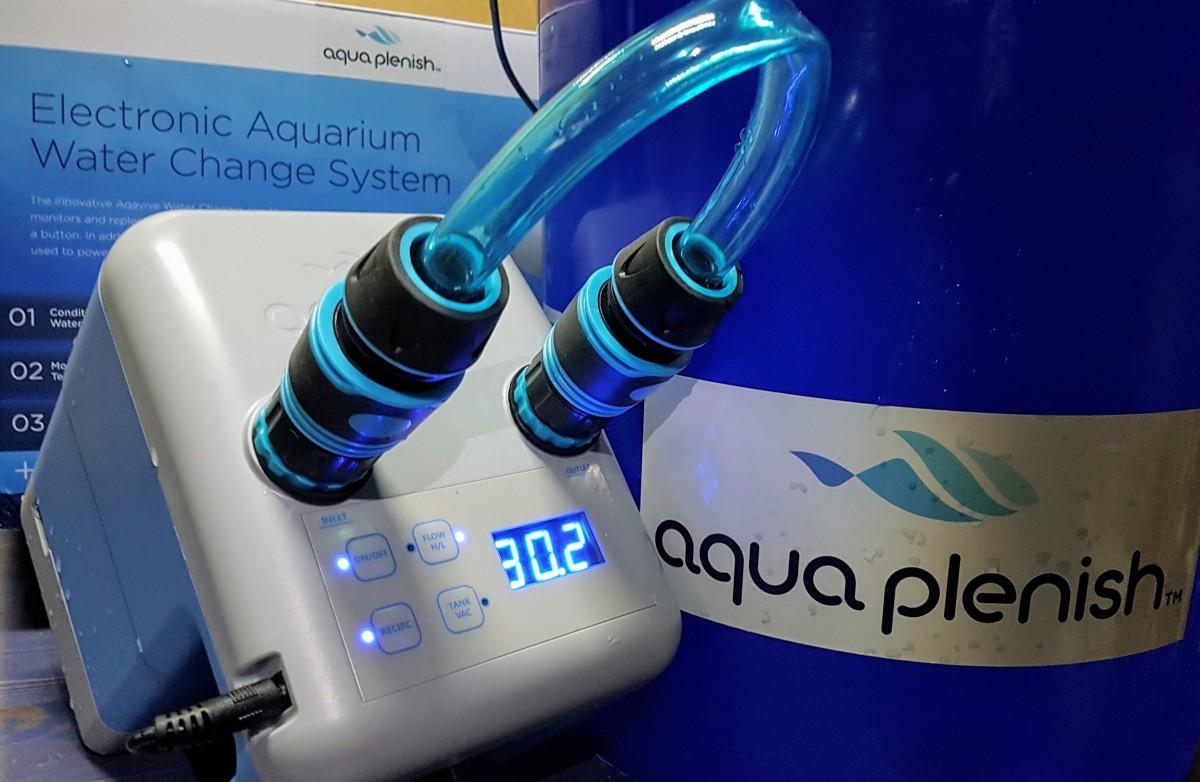Aquaplenish Aquarium Water Changer a Game Changer   CFLAS