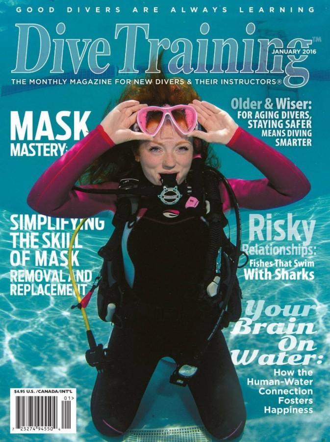Mermaid katie makes her orlando debut at immersed aquatic - Dive training magazine ...