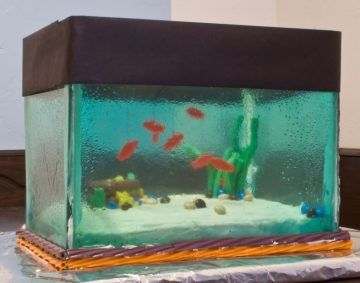 "Do You Have an Upcoming Aquatic-themed Party for an Aquarium-obsessed Friend, Significant Other, or Family Member? Leith Christensen Describes Her Husband As Being ""a Little Obssessed with Saltwater Aquariums"", A…"