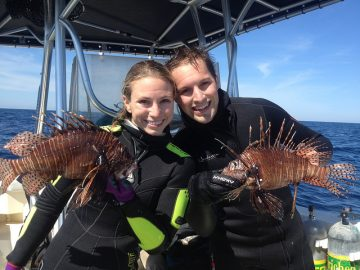 Are You Ready to Find out How Many Lionfish Can Be Removed from Florida Waters in One Weekend? The Florida Fish and Wildlife Conservation Commission (fwc) is Celebrating Its First…