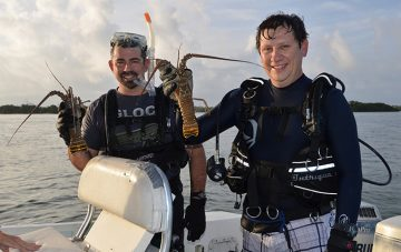 Take 10 Lionfish, Get an Extra Lobster This Summer