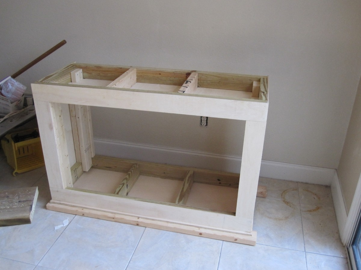 About the Author & Build Your Own Aquarium Stand | CFLAS