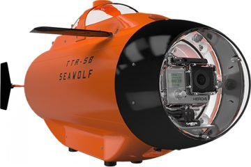 Live Vicariously Through the Eyes of a Fish with This Gopro Camera Sub